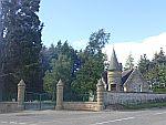 Cathay House at Rafford, Scotland