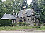A gatelodge in Fife, Scotland