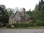 Gatelodge near Elcho castle, Scotland