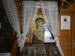 Icon in the St. Nicholas church, Kallithea, Greece