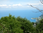 View on the Aegean Sea, Greece