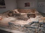 Excavated kitchen from Dimitriada
