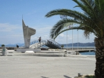 Monument for resistance fighters, Volos