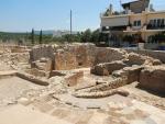 Roman and Byzantine bathhouse, Sparta, Greece
