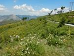 Taygetus mountain range, Greece