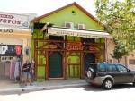 Store in Katakolo, Greece
