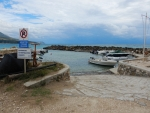 Harbor at Afrato, Kefalonia, Greece