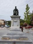 Monument in Argostoli, Kefalonia, Greece