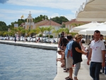 What do all those people look for in Argostoli?, Greece