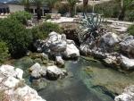 Katavothres on Kefalonia, Greece