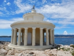 The lantern of St. Theodore (lighthouse of Argostoli), Greece