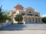 Sacred Monastery of Agios Gerasimos of Kefalonia, Greece