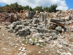 Ruins of ancient Sami, Greece