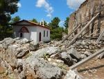Saint Nicholas Chapel Ruins, Greece
