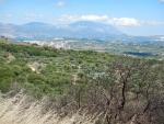 Mountains at Chavriata, Kefalonia, Greece