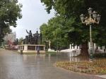 Statues in Skopje, Macedonia