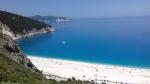 Myrtos beach, Kefalonia, Greece