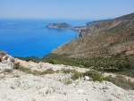 View of Assos and Frourio, Kefalonia, Greece