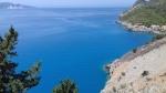 On the west coast of Kefalonia, Greece