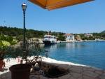 Port of Fiskardo, Greece