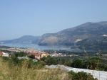 The bay of Argostoli, Kefalonia, Greece