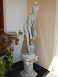 Statue in Sami, Kefalonia, Greece
