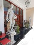 Statues in Sami, Kefalonia, Greece
