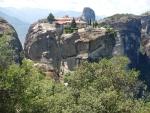 Holy Trinity monastery, Greece