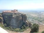 The Agios Stefanos monastery, Greece
