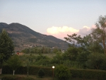 Sunset in Perama, Greece