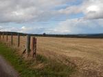 Landscape near Elgin, Scotland