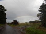 Rainbow, Scotland