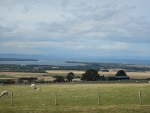 View of Findhorn bay