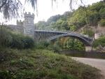 Craigellachie bridge, Scotland