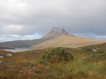 Landscape at Loch Lurgainn, Scotland