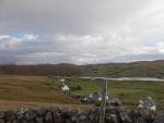 The hamlet of Clashmore, Scotland