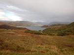 Landscape at Drumbeg, Scotland