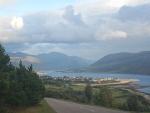 View of Ullapool, Scotland