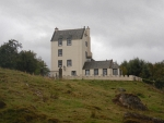 Country house at Tordarroch, Scotland