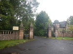 Boquhan House, Scotland