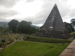 The star pyramid in Stirling