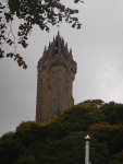 Wallace monument at Stirling
