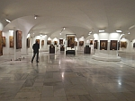 Exhibition in the crypt of the Aleksandar Nevski cathedral