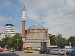 The Banya Bashi mosque in Sofia