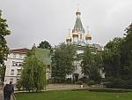 The Russian Orthodox Church Sveti Nikolay Mirlikiiski, Bulgaria