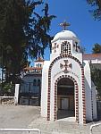 Church in Chaniotis on the Kassandra peninsula, Greece