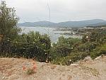 View of Sarti on the Sithonia peninsula, Greece