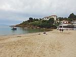 Beach in the southeast of the Pelion peninsula, Greece