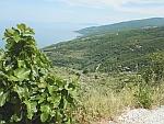 View of the east coast of the Pelion peninsula, Greece