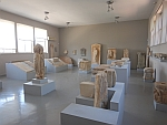 The small archaeological museum in Karystos